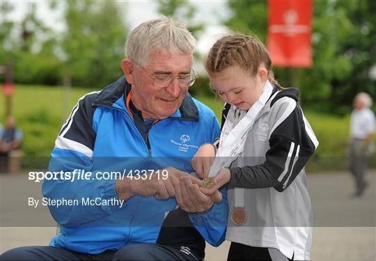 2010 Special Olympics Ireland Games - Friday 11th June