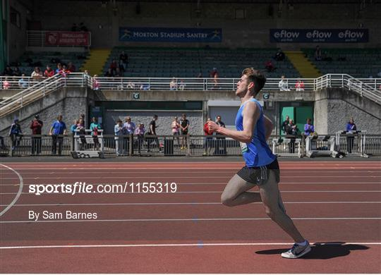GloHealth Leinster Schools Track & Field Championships - Day 2