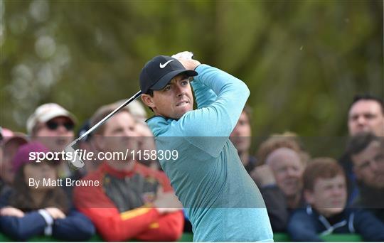 Dubai Duty Free Irish Open Golf Championship - Day One