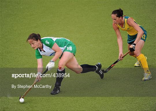 Sportsfile - Ireland v Australia - Hockey International