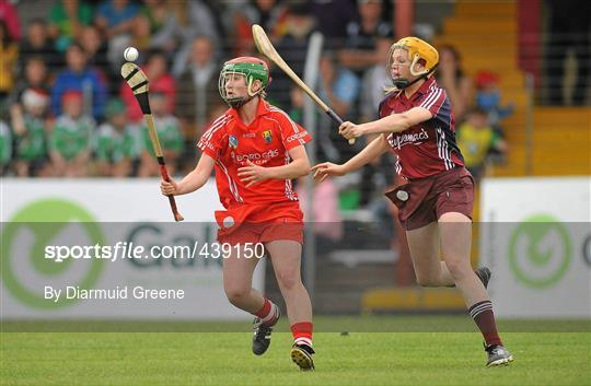 Galway v Cork - Gala All-Ireland Senior Championship