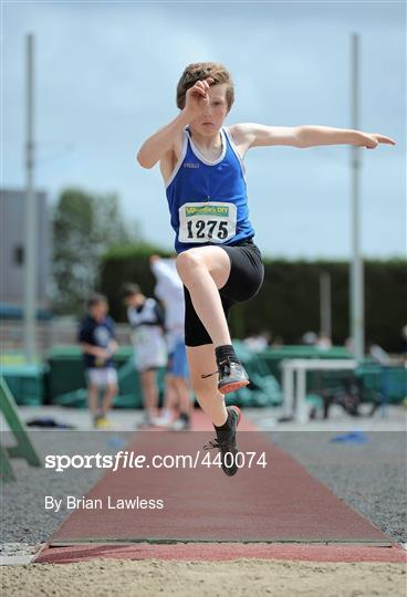 Woodie's DIY AAI Juvenile Track & Field Championships - Sunday 4th July