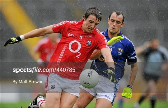 Cork v Cavan - GAA Football All-Ireland Senior Championship Qualifier Round 2