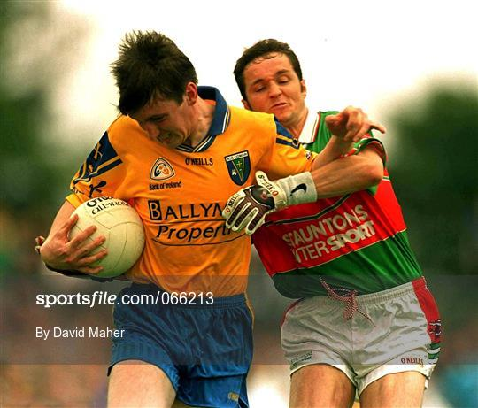 Roscommon v Mayo - Bank of Ireland Connacht Senior Football Championship Final