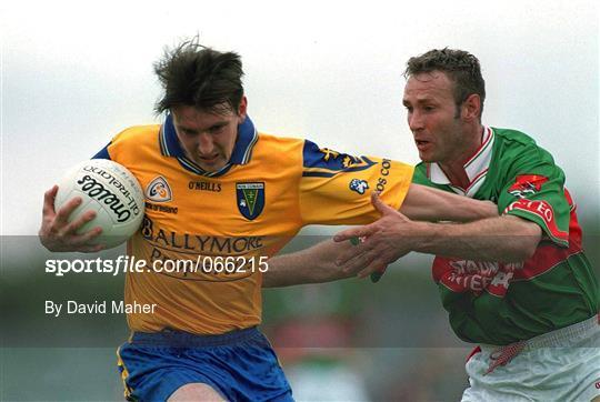 Roscommon v Mayo - Bank of Ireland Connacht Senior Football Championship Final