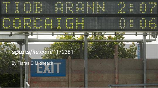 Tipperary v Cork - Munster GAA Football Senior Championship Semi-Final