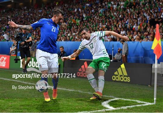 Italy v Republic of Ireland - UEFA Euro 2016 Group E