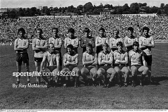 Dublin v Cork - All-Ireland Senior Football Championship Semi-Final Replay