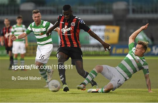 Shamrock Rovers v Bohemian FC - SSE Airtricity League Premier Division