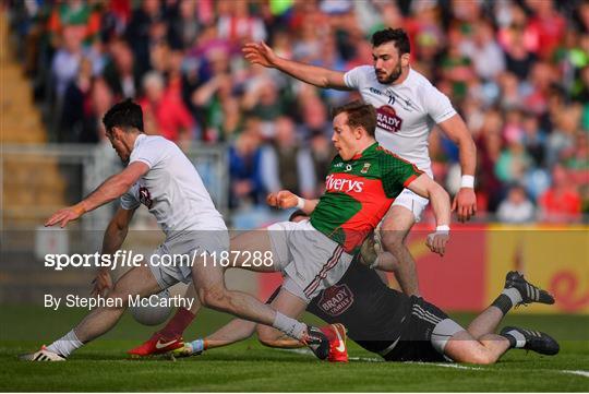 Mayo v Kildare - GAA Football All-Ireland Senior Championship Round 3B