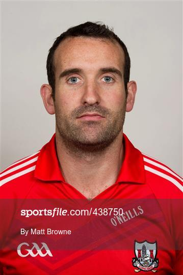 Cork Senior Football Squad Portraits 2010