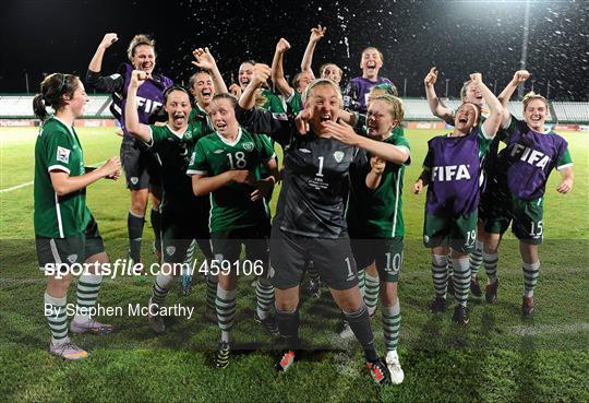 Republic of Ireland v Ghana - FIFA U-17 Women's World Cup Group Stage
