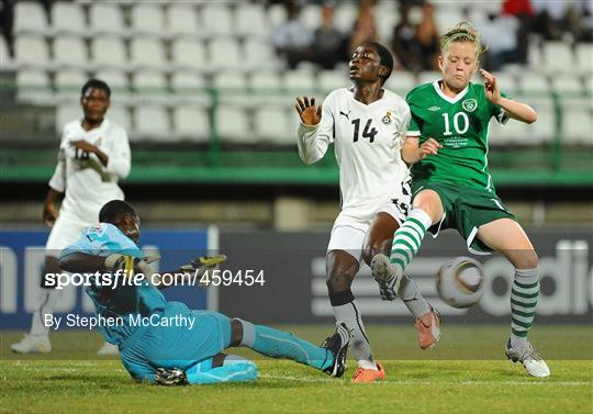 Republic of Ireland v Ghana - FIFA U-17 Women's World Cup Group Stage