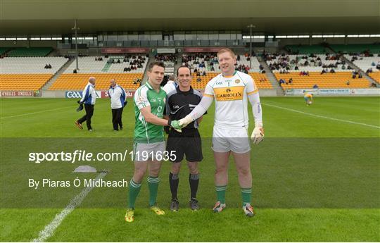 Offaly v London - GAA Football All-Ireland Senior Championship - Round 1B