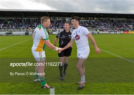 Kildare v Offaly - GAA Football All-Ireland Senior Championship - Round 2B