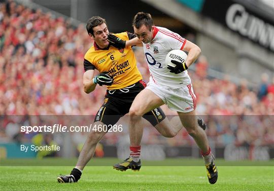 Down v Cork - GAA Football All-Ireland Senior Championship Final