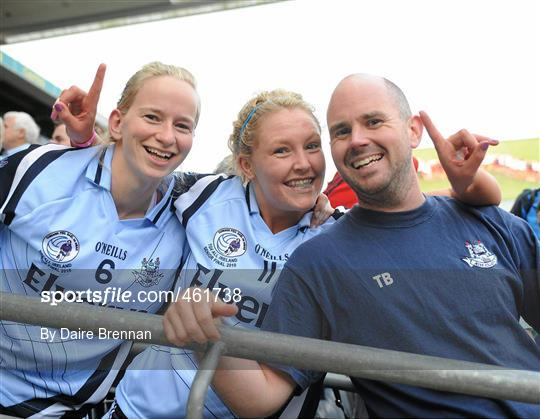 Dublin v Tyrone - TG4 All-Ireland Senior Ladies Football Championship Final
