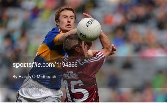 Galway v Tipperary - GAA Football All-Ireland Senior Championship - Quarter-Final