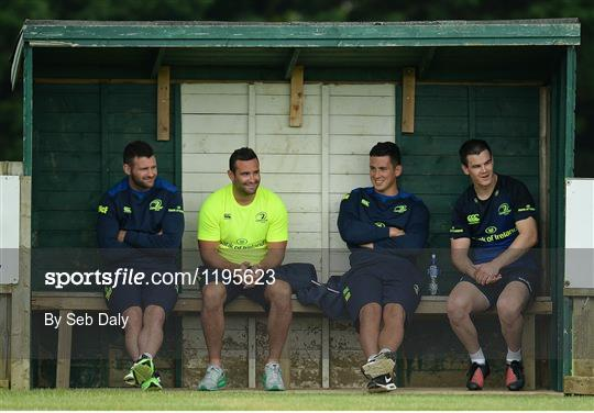 Leinster Rugby Open Training Session