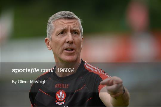 Derry v Tipperary - GAA Football All-Ireland Senior Championship - Round 4A