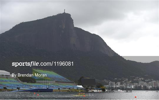 Rio 2016 Olympic Games - Previews - Day -2