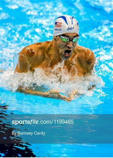Rio 2016 Olympic Games - Day 5 - Swimming