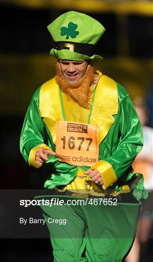 Lifestyle Sports - adidas Dublin Marathon 2010
