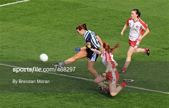 Dublin v Tyrone - TG4 All-Ireland Senior Ladies Football Championship Final