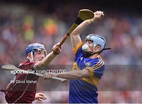 Galway v Tipperary - Electric Ireland GAA Hurling All-Ireland Minor Championship Semi-Final
