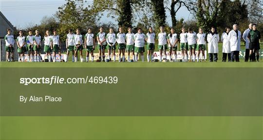 Ireland v Scotland - Ladies Shinty - Camogie International