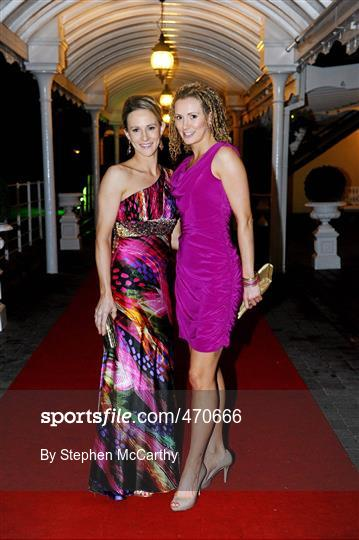 Sportsfile 2010 Camogie All Stars In Association With O