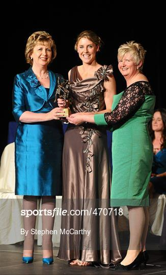 2010 Camogie All-Stars in association with O'Neills