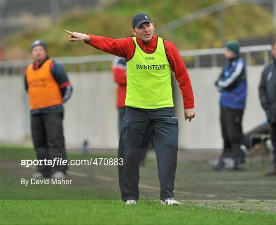 Killererin v Ballintubber - AIB GAA Football Connacht Club Senior Championship Semi-Final