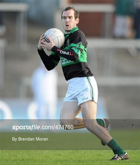 Nemo Rangers v Stradbally - AIB GAA Football Munster Club Senior Championship Semi-Final