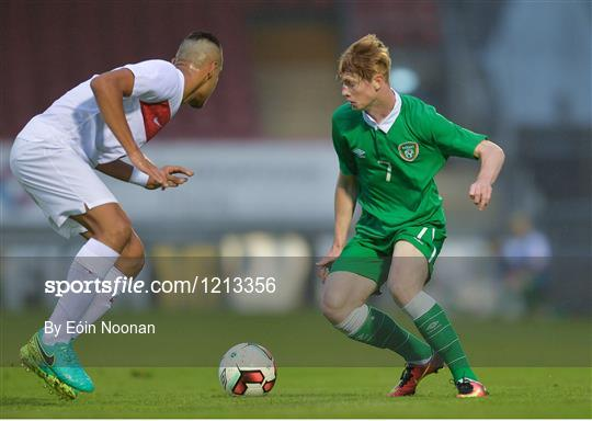 Republic of Ireland v Turkey - U17 International Friendly