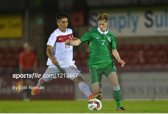 Republic of Ireland v Turkey - U17 International Friendly