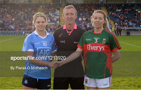 Dublin v Mayo - TG4 Ladies Football All-Ireland Senior Championship Semi-Final