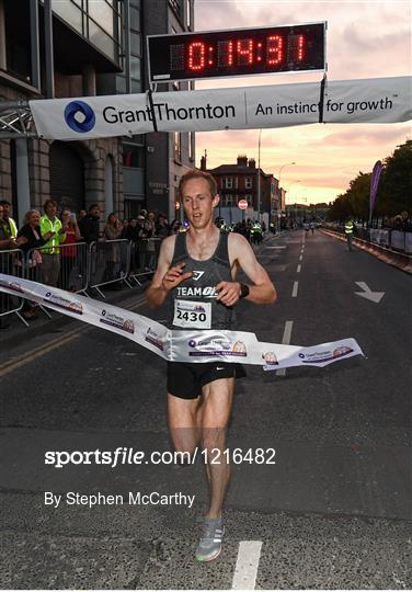 Grant Thornton Corporate 5K Team Challenge – Dublin Docklands 2016