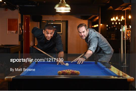 """Phil Babb and Jason McAteer Launch New Sports Bar """"Buskers On The Ball"""""""