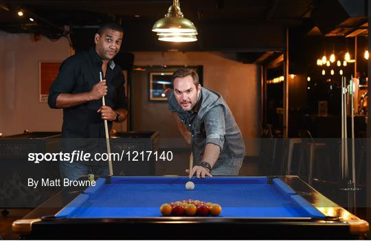 "Phil Babb and Jason McAteer Launch New Sports Bar ""Buskers On The Ball"""