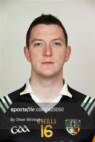 Antrim Senior Football Squad Portraits 2010