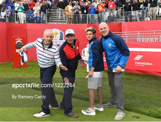 The 2016 Ryder Cup Matches - Celebrity Matches
