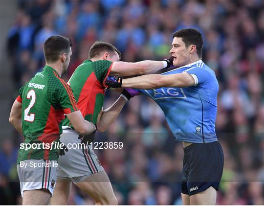Dublin v Mayo - GAA Football All-Ireland Senior Championship Final Replay