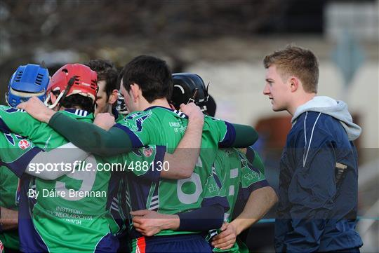 UCD v Limerick IT - Ulster Bank Fitzgibbon Cup Group 2