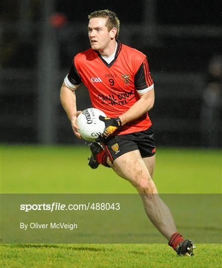 Down v Armagh - Barrett Sports Lighting Dr. McKenna Cup Section C