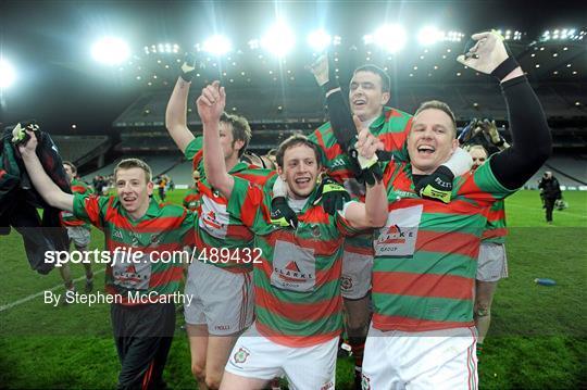 St James V Lisnaskea Emmett Aib Gaa Football All Ireland Intermediate Club Championship Final