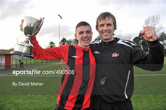 Dundalk IT v Galway Technical Institute - CUFL First Division Final
