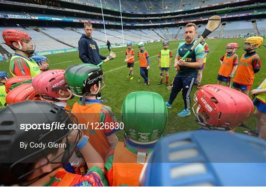 "Centra ""Dream Day Out"" in Croke Park"