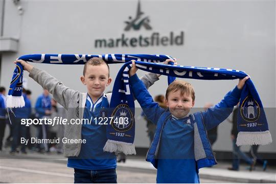 Limerick FC v Drogheda United - SSE Airtricity League First Division