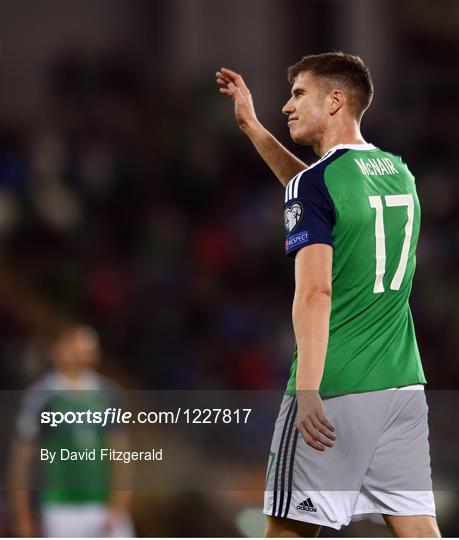 Northern Ireland v San Marino - FIFA World Cup Group C Qualifier